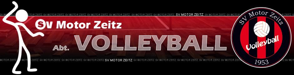 SV Motor Zeitz Abt. Volleyball